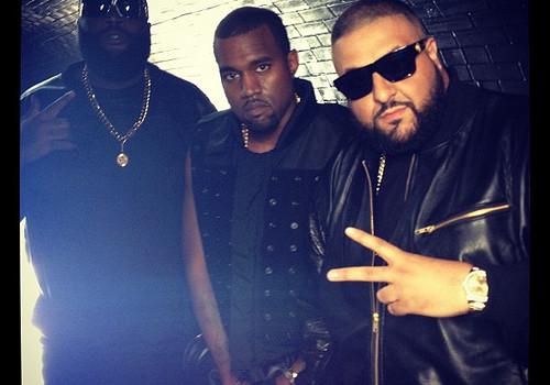 (New Video) DJ Khaled Ft. Kanye West  & Rick Ross – I Wish You Would / Cold