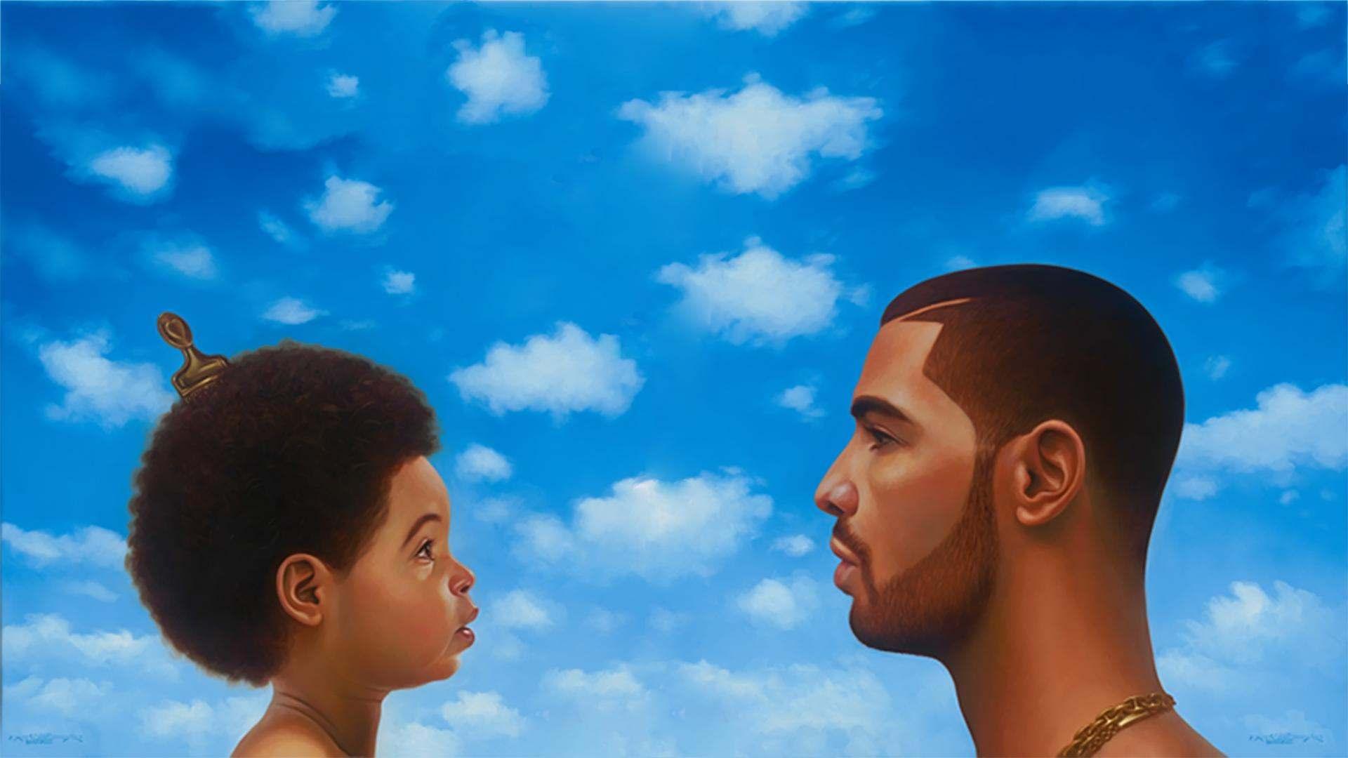 Drake Nothing Was The Same Album Cover Background (Kardhiac's Take) Dr...