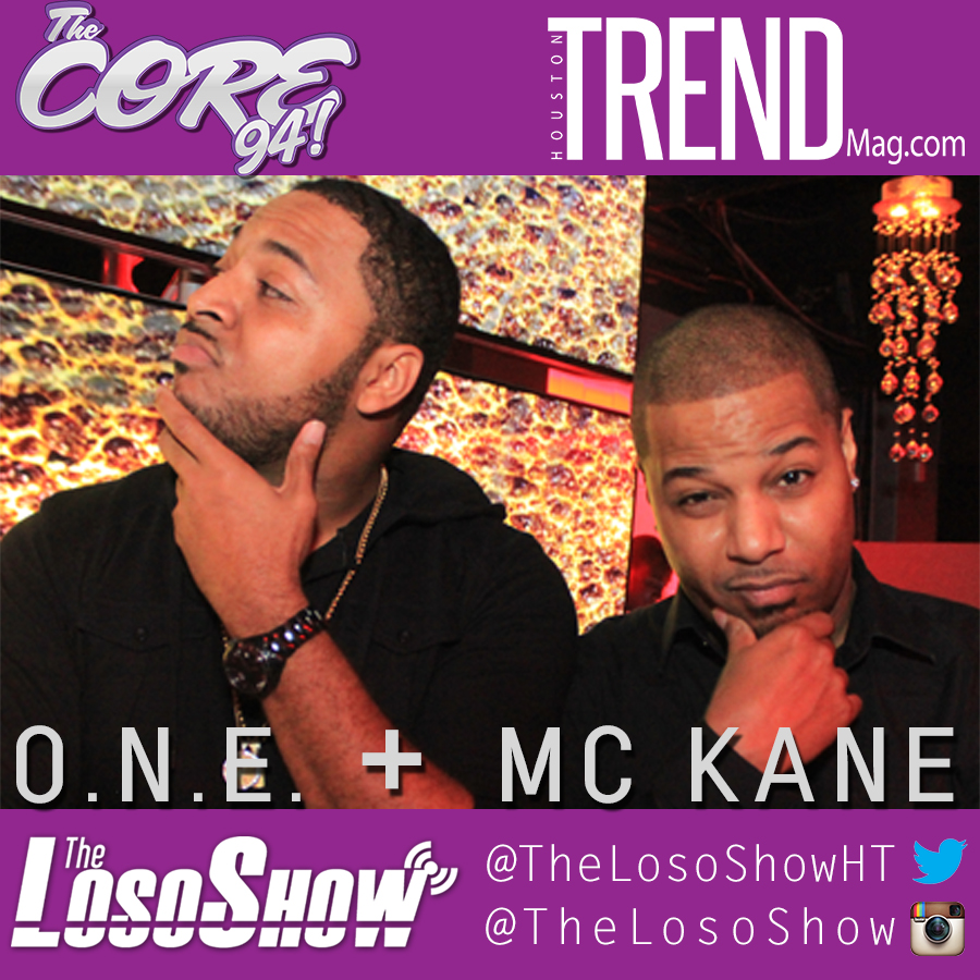 ONE AND KANE Loso Show 3242015 after