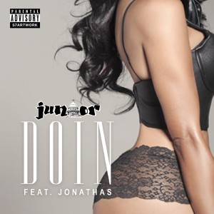 JunioR - Doin [Artwork]